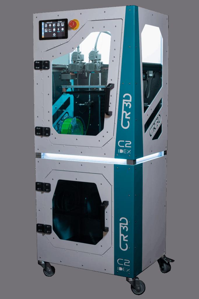 C2-IDEX 3D-Drucker CR-3D