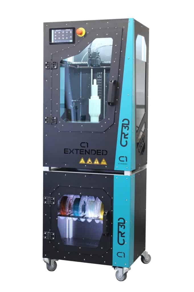 3D-Drucker C1-Xtend komplett