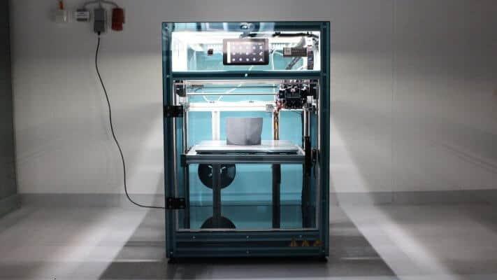 Gymnasium in Cham erhält 3D-Drucker