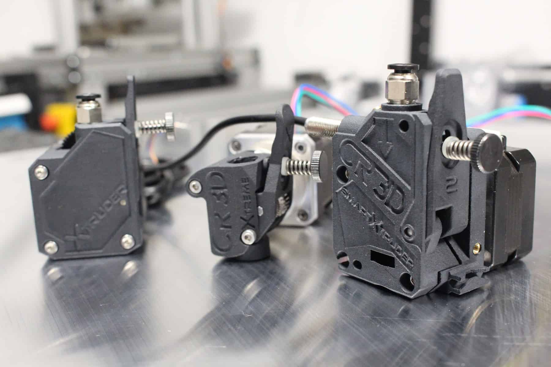 CR-3D All Extruders