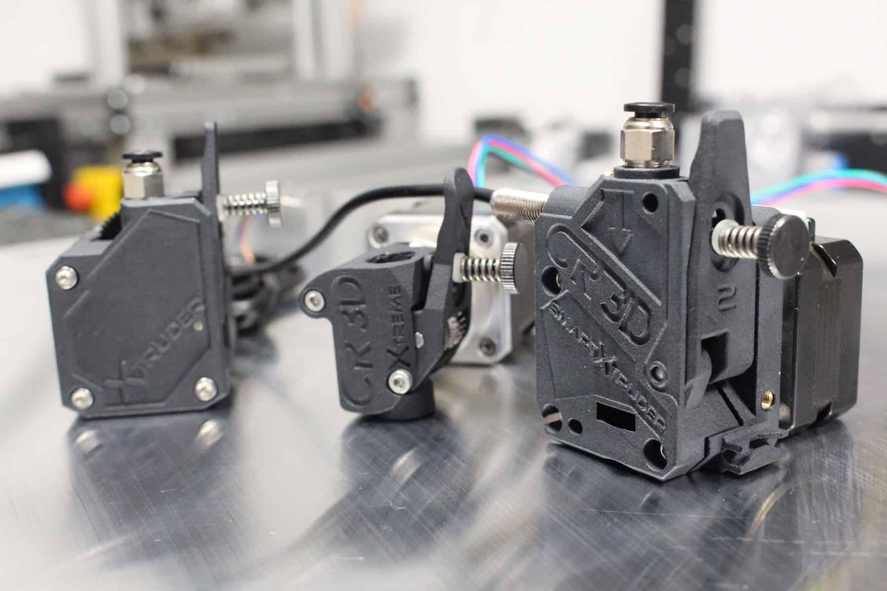 CR-3D Extruder Sortiment