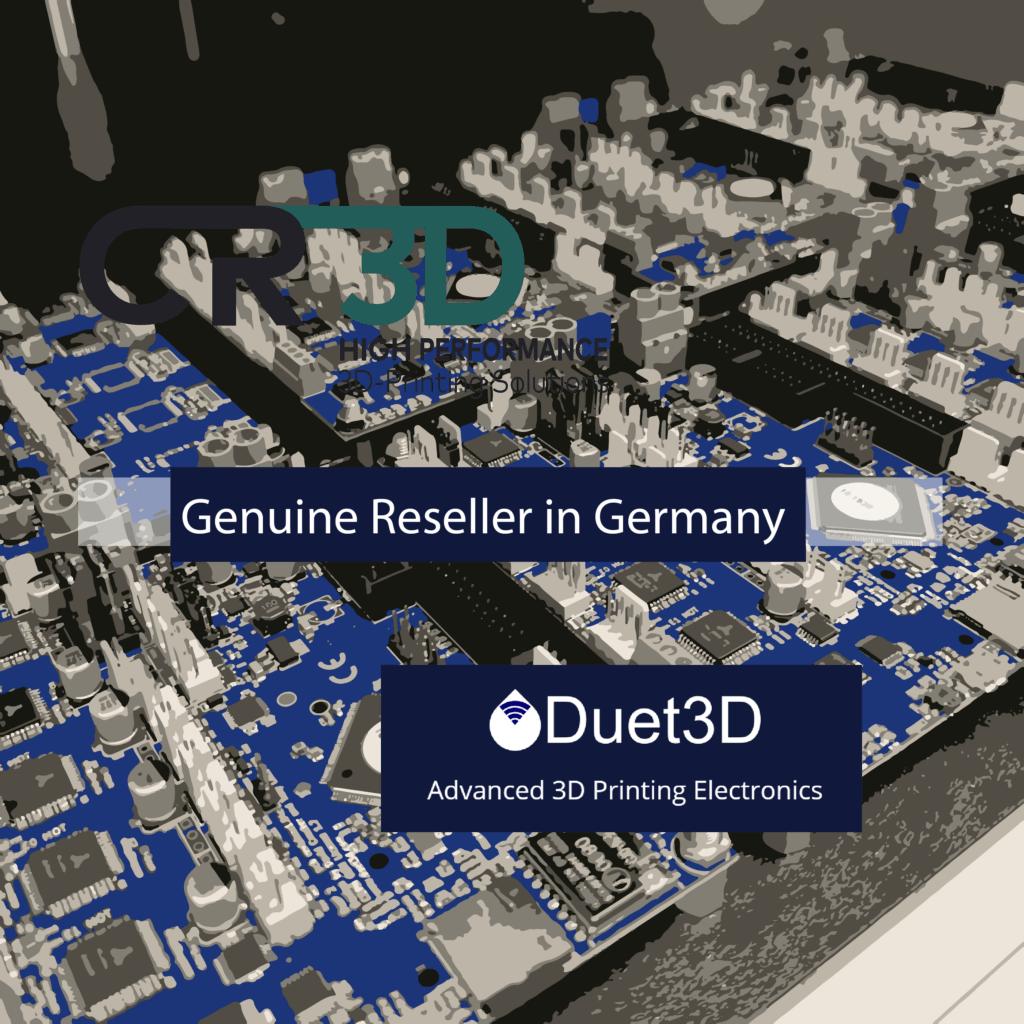 CR-3D Duet3D German Reseller