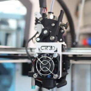 NanoXtruder auf dem C1mini