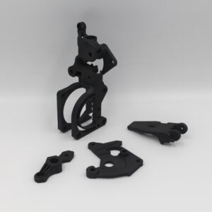 Druckteile Hotendaufnahme PRUSA Mini PA12